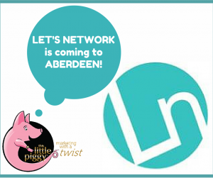 Aberdeen's Newest Networking Group